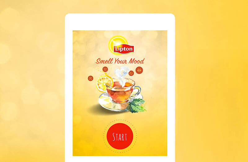 Lipton Smell Your Mood