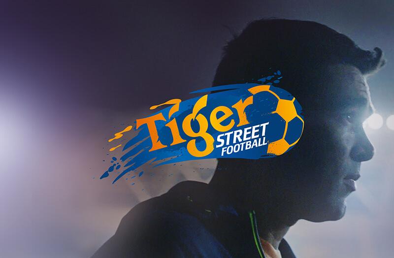 Tiger Street Football