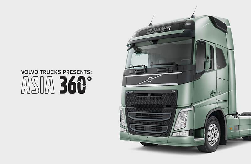 Volvo Asia 360